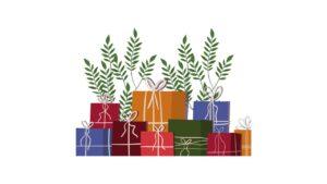 Щедрые новогодние подарки - исследование РГС