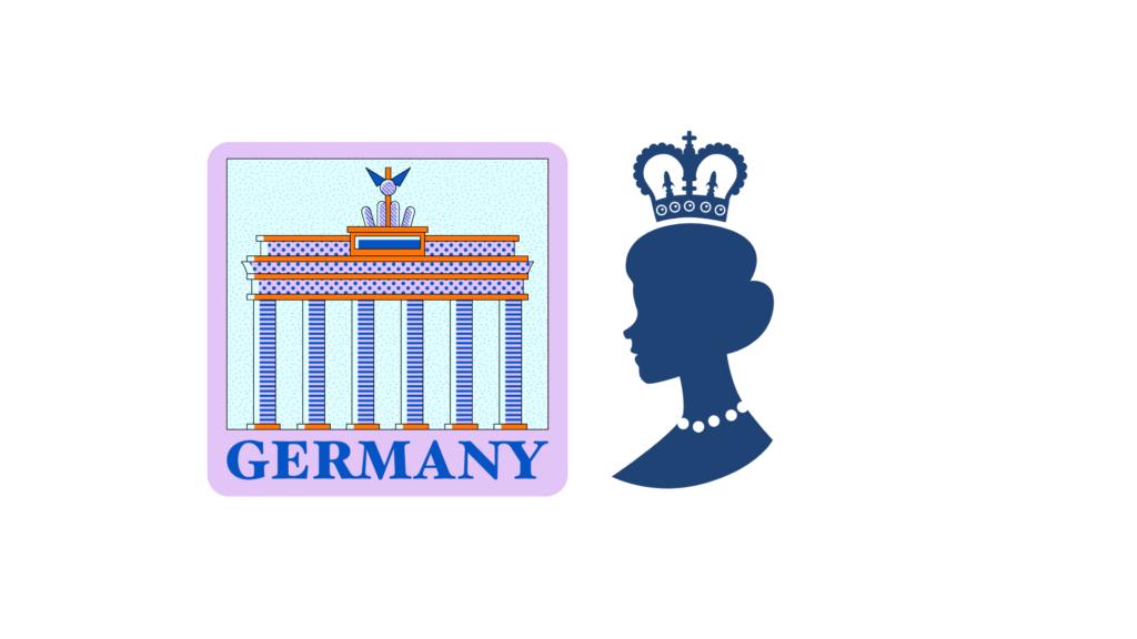 Германия, Великобритания